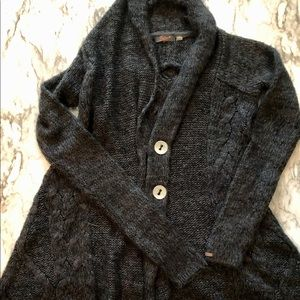 Nice warm cardigan for the winter